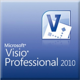 Microsoft Visio Professional 2010 PL 2PC ESD (NOWY)