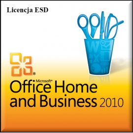 Microsoft Office 2010 Dom i Firma (Home and Business) Tel. ESD PL