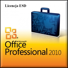 Microsoft Office 2010 Professional ESD PL