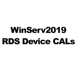 Windows Server 2019 RDS 50 Device CALs