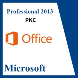 Microsoft Office 2013 Professional PKC-BOX PL