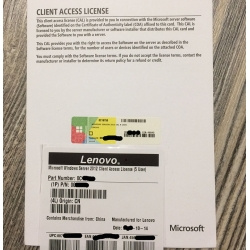 MS WIN Server 2016 CAL Device OEM 5-Pack