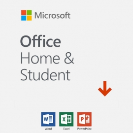 Microsoft Office 2019 Dom i Uczeń (Home and Student) Retail Win/Mac PL