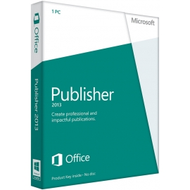Microsoft Publisher 2013 PKC PL