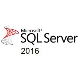 Microsoft SQL Server 2016 Standard + 50 User