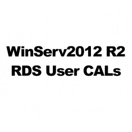 Windows Server 2012 RDS 1 User Cal