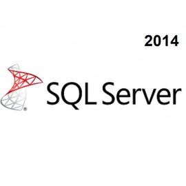 Microsoft SQL Server 2014 Standard + 150 User
