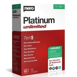 Nero Platinum Unlimited 2020 BOX PL