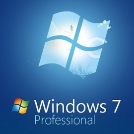 Microsoft Windows 7 Professional Used PL