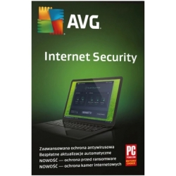 AVG Internet Security 10PC 1Rok