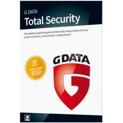 G Data Total Protection 3PC 3 Lata PL